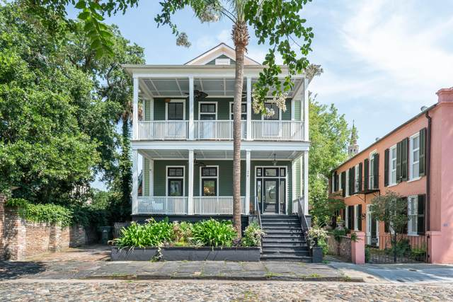 24 Chalmers Street, Charleston, SC 29401 (#21021369) :: Hergenrother Realty Group