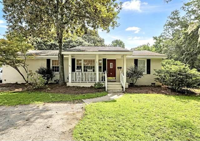 898 Dills Bluff Road, Charleston, SC 29412 (#21021834) :: The Cassina Group