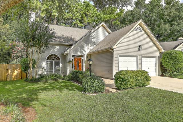 737 Woodland Pointe Place, Mount Pleasant, SC 29464 (#21022119) :: The Gregg Team