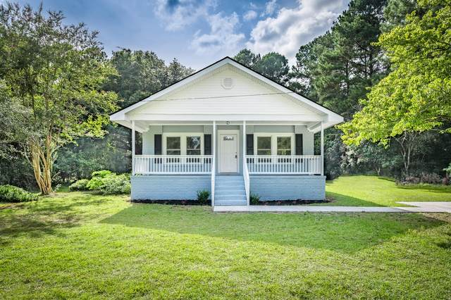660 Park Circle, Holly Hill, SC 29059 (#21023092) :: Hergenrother Realty Group