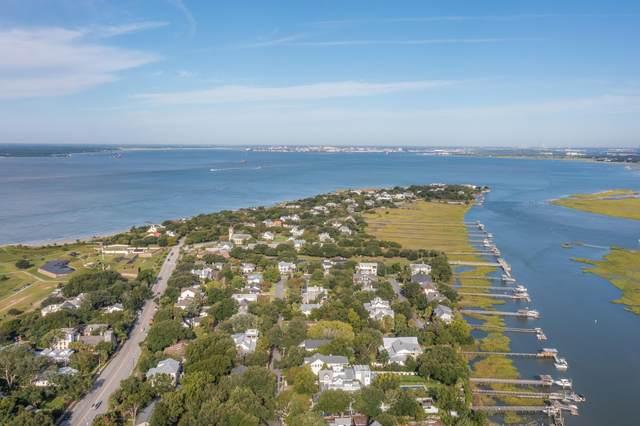 1401 Thompson Avenue, Sullivans Island, SC 29482 (#21023426) :: The Cassina Group