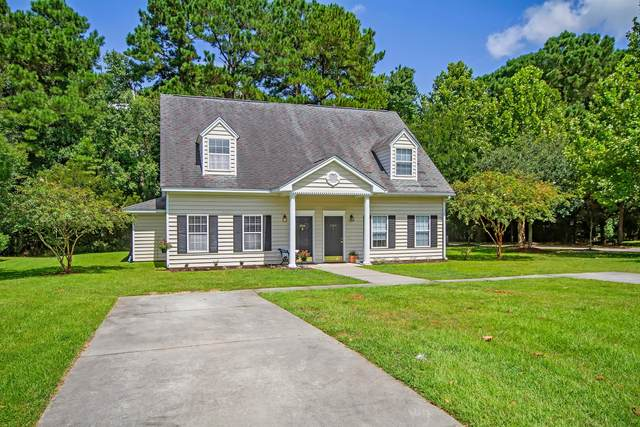 2304 Kings Gate Lane, Mount Pleasant, SC 29466 (#21023629) :: Hergenrother Realty Group
