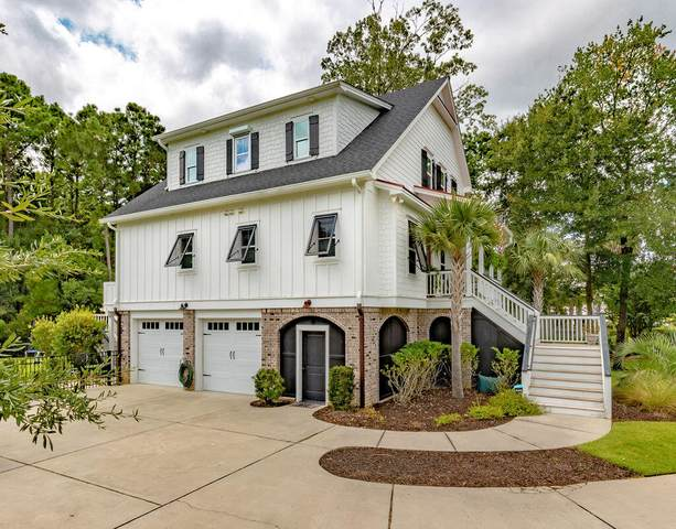 2705 Fountainhead Way, Mount Pleasant, SC 29466 (#21024471) :: The Cassina Group