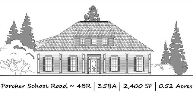 0 Porcher School Road, Awendaw, SC 29429 (#21024521) :: The Cassina Group