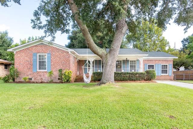 1227 Oakcrest Drive, Charleston, SC 29412 (#21024892) :: The Gregg Team