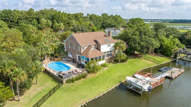 1870 Peaceful Way, Mount Pleasant, SC 29464 (#21024999) :: The Cassina Group