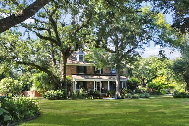3508 Old Ferry Road, Johns Island, SC 29455 (#21025030) :: The Cassina Group