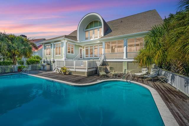 42 Waterway Island Drive Drive, Isle Of Palms, SC 29451 (#21025147) :: Flanagan Home Team