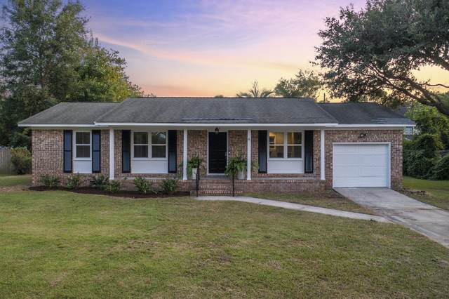 1309 Hampshire Road, Charleston, SC 29412 (#21025221) :: Hergenrother Realty Group