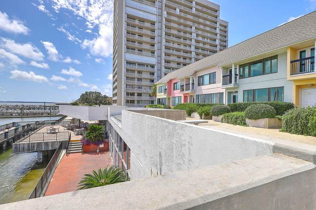 330 Concord Street Th21, Charleston, SC 29401 (#21025394) :: Hergenrother Realty Group