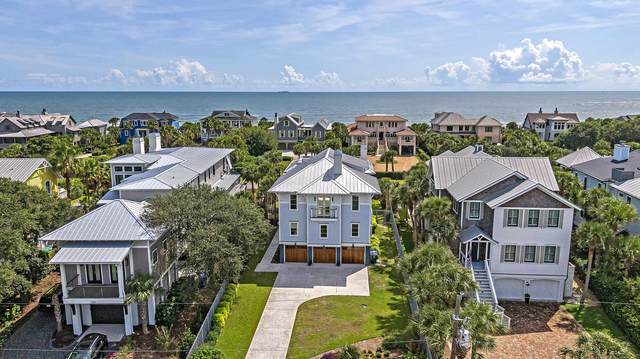 122 Charleston Boulevard, Isle Of Palms, SC 29451 (#21025482) :: The Gregg Team