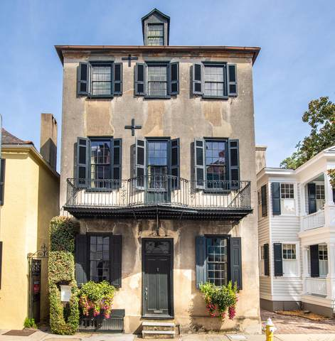 54 Tradd Street, Charleston, SC 29401 (#21025513) :: Hergenrother Realty Group
