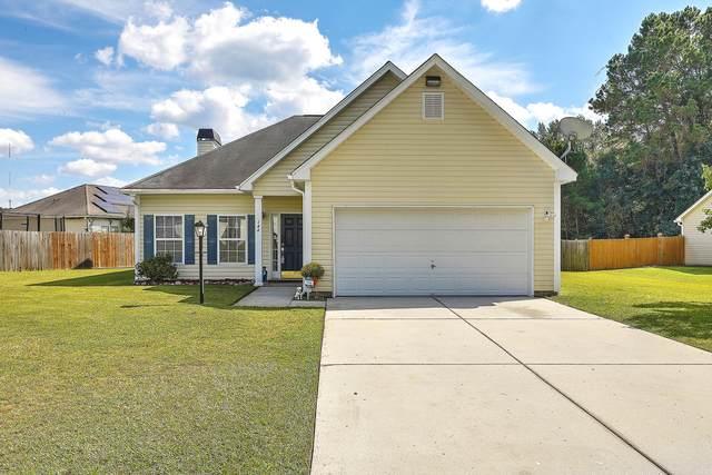 144 Highwoods Plantation Avenue, Summerville, SC 29485 (#21026144) :: Flanagan Home Team