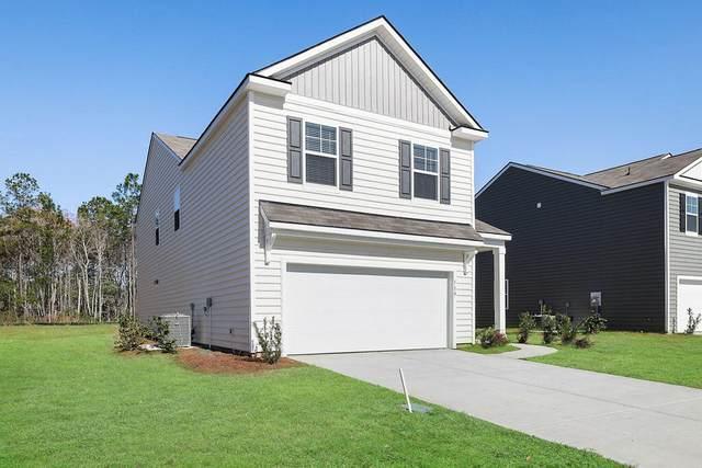 184 Oakwood Boulevard, Summerville, SC 29486 (#21026441) :: Flanagan Home Team