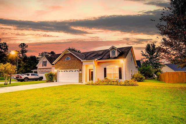 107 Netherfield Drive, Summerville, SC 29486 (#21026989) :: Realty ONE Group Coastal