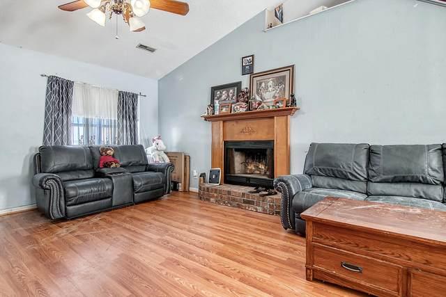 463 Courtland Drive, Summerville, SC 29486 (#21027678) :: Flanagan Home Team