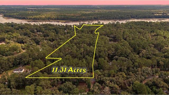 6056 Chisolm Road, Johns Island, SC 29455 (#21028292) :: The Cassina Group