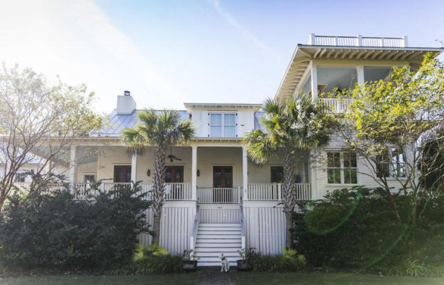 1401 Thompson Avenue, Sullivans Island, SC 29482 (#18012985) :: The Cassina Group