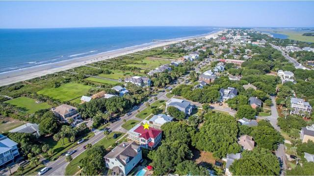 2305 Palm Boulevard, Isle Of Palms, SC 29451 (#18016909) :: The Cassina Group