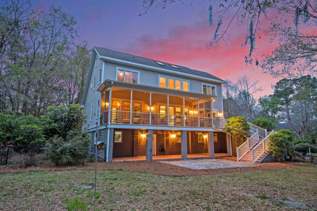 4910 Pointe Pleasant Lane, Hollywood, SC 29449 (#18022521) :: The Cassina Group