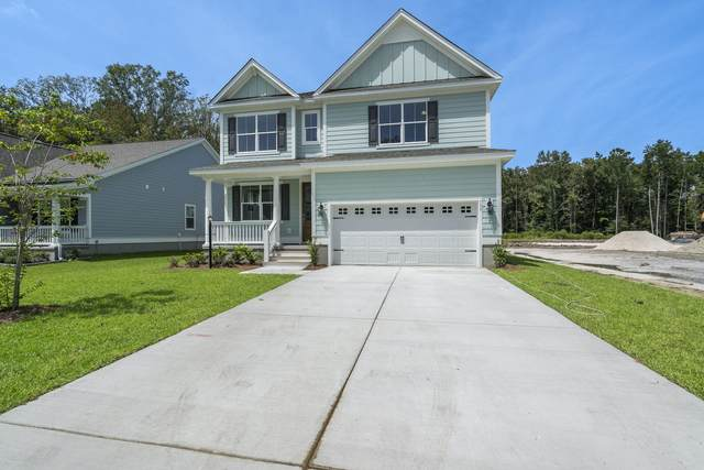 8 Windward Drive, Summerville, SC 29485 (#19001129) :: Realty ONE Group Coastal