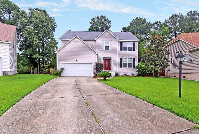 1425 Thayer Place, Mount Pleasant, SC 29466 (#19017401) :: The Cassina Group