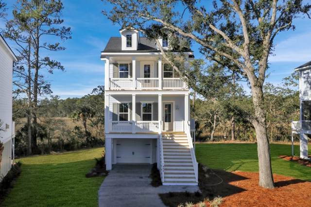 848 Forrest Drive, Charleston, SC 29492 (#19023087) :: The Cassina Group