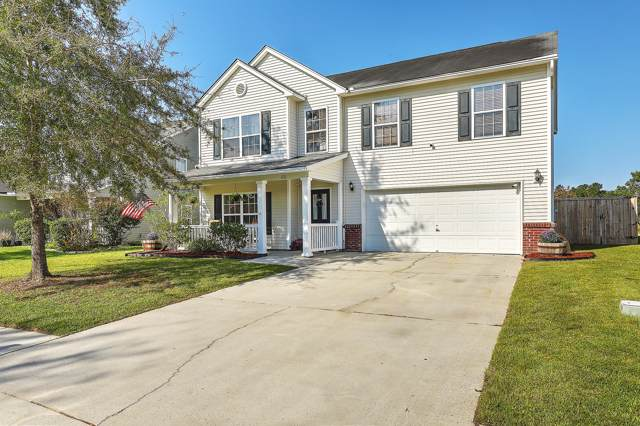 430 Dovetail Circle, Summerville, SC 29483 (#19025372) :: The Cassina Group