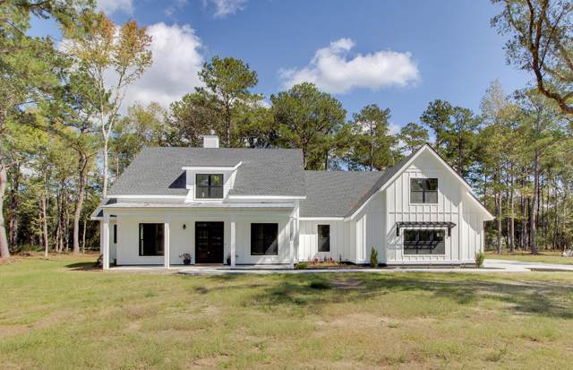 5551 Huckleberry Lane, Mcclellanville, SC 29458 (#19029147) :: The Cassina Group