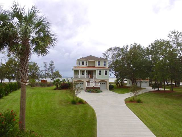 6534 Riggs Ln., Meggett, SC 29449 (#20000516) :: The Cassina Group