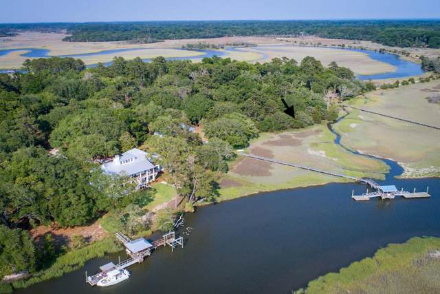 8935 Sandy Creek Road, Edisto Island, SC 29438 (#20001422) :: Realty ONE Group Coastal