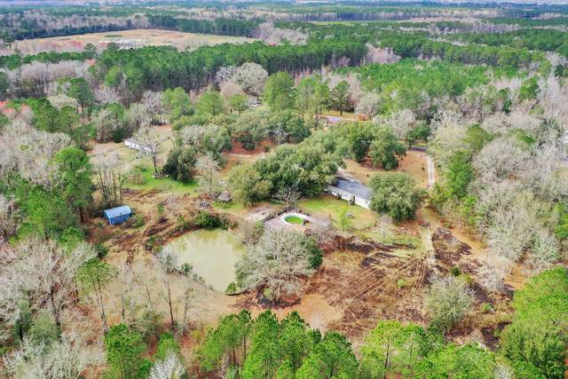 5464 Ritter Road, Walterboro, SC 29488 (#20004175) :: The Cassina Group