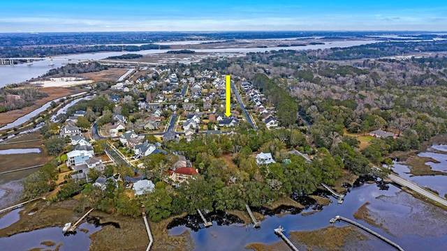 800 Captain Toms Crossing, Johns Island, SC 29455 (#20004985) :: Realty One Group Coastal