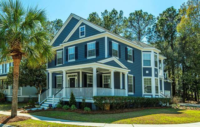 1608 Wallers Ferry Drive, Mount Pleasant, SC 29466 (#20006486) :: The Cassina Group