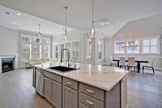 3687 Spindrift Drive, Mount Pleasant, SC 29466 (#20008026) :: The Cassina Group