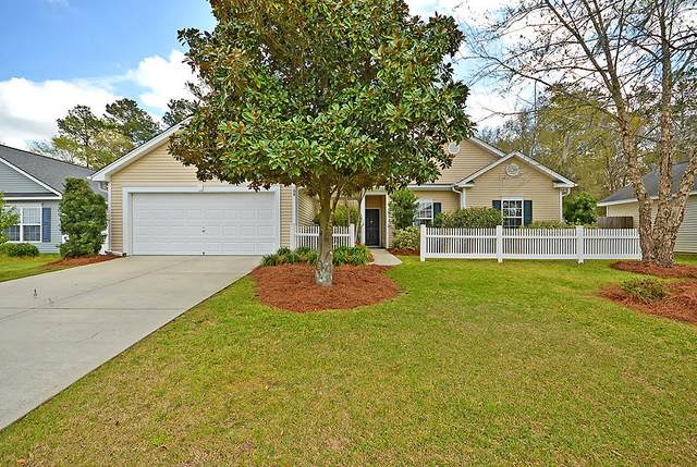 108 Savannah River Drive, Summerville, SC 29485 (#20008067) :: Realty One Group Coastal