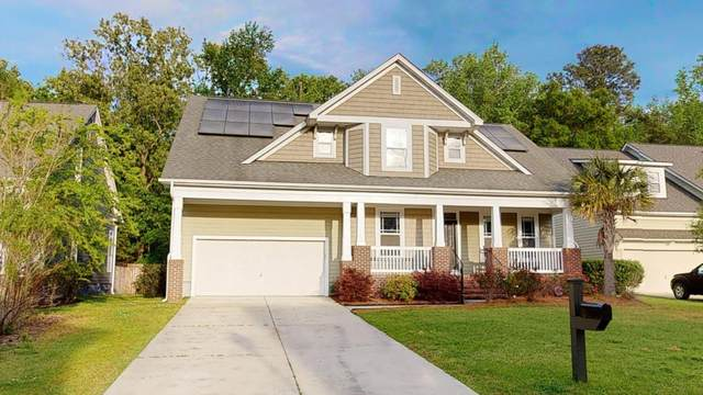 110 Carriage Ride Lane, Summerville, SC 29485 (#20008912) :: The Cassina Group
