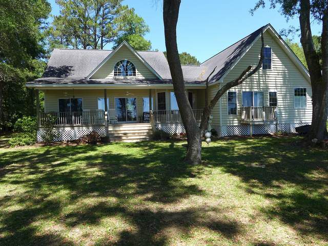 8563 Middleton Point Lane, Edisto Island, SC 29438 (#20011267) :: The Gregg Team