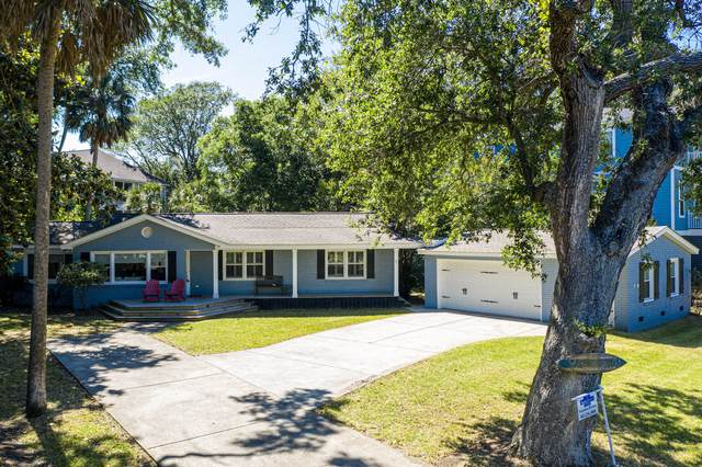 27 31st Avenue, Isle Of Palms, SC 29451 (#20012439) :: The Cassina Group