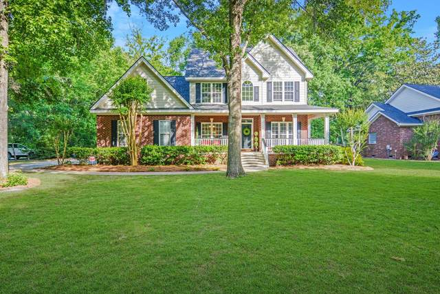 5195 Forest Oaks Drive, Hollywood, SC 29449 (#20012705) :: The Cassina Group