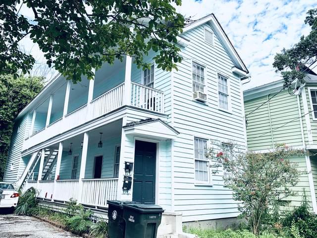 15 Kracke Street A, Charleston, SC 29403 (#20017685) :: The Cassina Group
