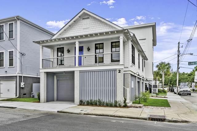 2 Line Street, Charleston, SC 29403 (#20018285) :: The Cassina Group