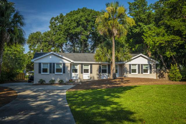 37 32nd Avenue, Isle Of Palms, SC 29451 (#20019548) :: The Cassina Group