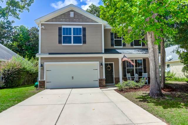 3616 Locklear Lane, Mount Pleasant, SC 29466 (#20021309) :: The Cassina Group
