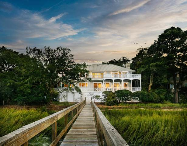 32 Rhetts Bluff Road, Kiawah Island, SC 29455 (#20024340) :: Realty One Group Coastal