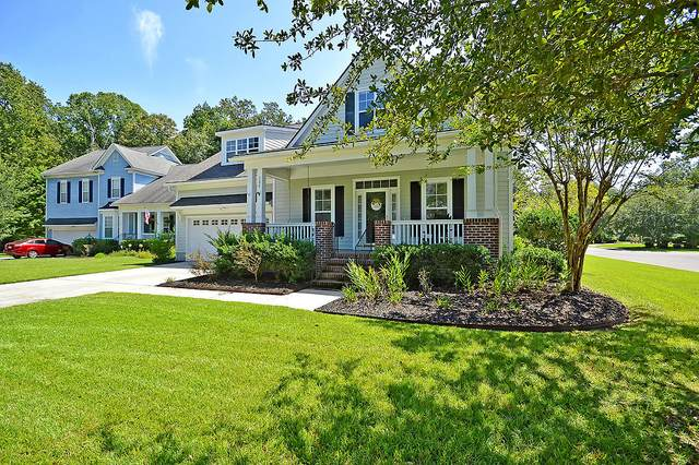 120 Blackwater Drive, Summerville, SC 29485 (#20024677) :: Realty One Group Coastal