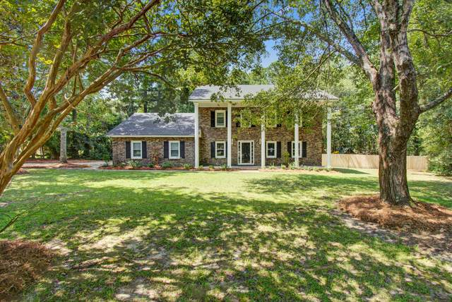 100 King Charles Circle, Summerville, SC 29485 (#20024687) :: The Cassina Group