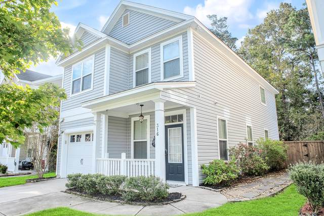 316 Chemistry Circle, Ladson, SC 29456 (#20026439) :: Realty ONE Group Coastal