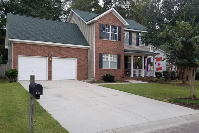 102 Winslow Lane, Summerville, SC 29485 (#20027281) :: The Gregg Team