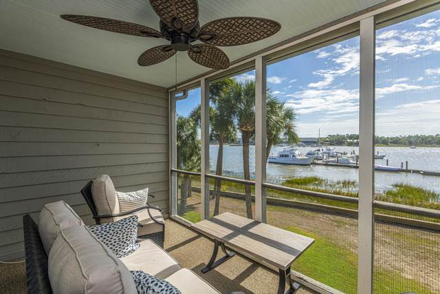 60 Mariners Cay Drive, Folly Beach, SC 29439 (#20029147) :: Realty One Group Coastal